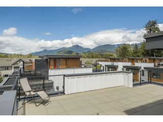 """Photo 28: 18 39769 GOVERNMENT Road in Squamish: Northyards Townhouse for sale in """"BREEZE"""" : MLS®# R2589642"""
