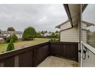 """Photo 16: 144 2844 273 Street in Langley: Aldergrove Langley Townhouse for sale in """"Chelsea Court"""" : MLS®# R2111367"""