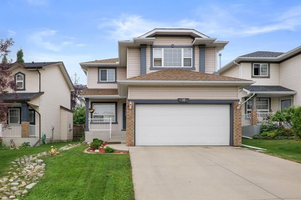 Main Photo: 18 Arbour Crest Way NW in Calgary: Arbour Lake Detached for sale : MLS®# A1131531