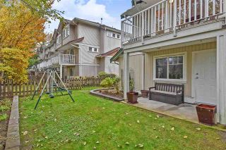 "Photo 18: 126 12711 64 Avenue in Surrey: West Newton Townhouse for sale in ""Pallette on the Park"" : MLS®# R2417889"