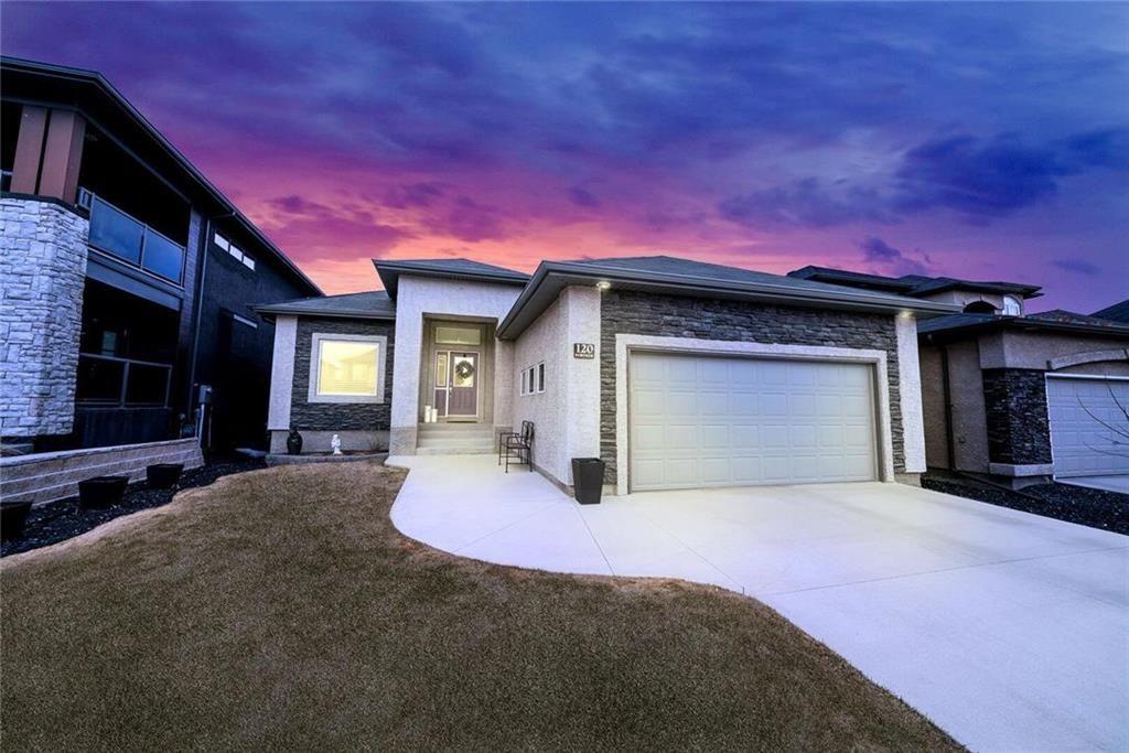 Main Photo: 120 Portside Drive | Van Hull Estates Winnipeg
