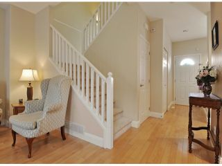 """Photo 9: 15 1506 EAGLE MOUNTAIN Drive in Coquitlam: Westwood Plateau Townhouse for sale in """"RIVER ROCK"""" : MLS®# V1099856"""