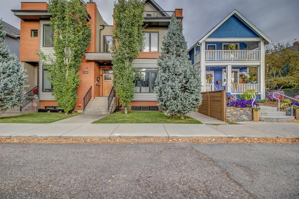 Main Photo: 101 830 2 Avenue NW in Calgary: Sunnyside Row/Townhouse for sale : MLS®# A1150753