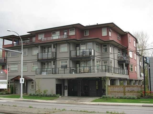 Main Photo: 404 22858 LOUGHEED Highway in Maple Ridge: East Central Condo for sale : MLS®# R2621274