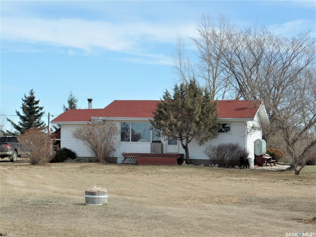 Main Photo: RM of Reford No. 379-57.12 acres in Reford: Residential for sale (Reford Rm No. 379)  : MLS®# SK850026