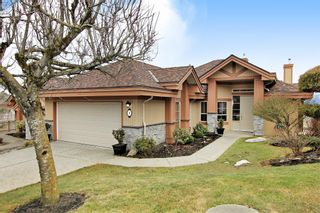 "Photo 1: 18 35931 EMPRESS Drive in Abbotsford: Abbotsford East Townhouse for sale in ""Majestic Ridge"" : MLS®# R2349776"