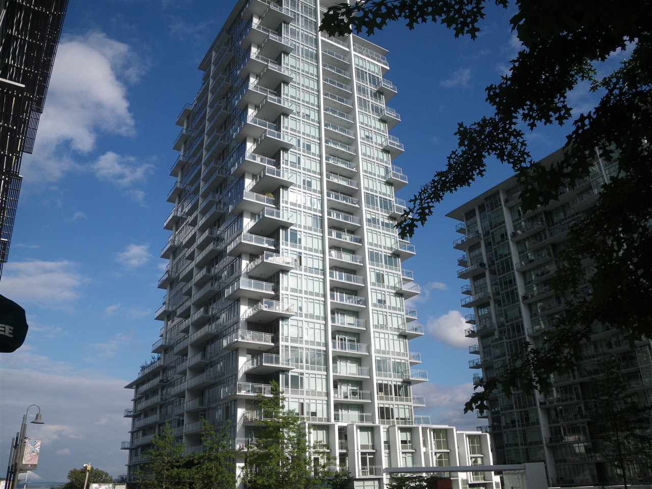 """Main Photo: 603 258 NELSON'S Court in New Westminster: Sapperton Condo for sale in """"Columbia & Brewery District"""" : MLS®# R2491995"""