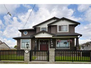 Photo 1: 6981 CURTIS Street in Burnaby: Sperling-Duthie House for sale (Burnaby North)  : MLS®# V916002