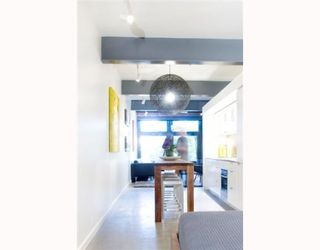 "Photo 4: 306 53 W HASTINGS Street in Vancouver: Downtown VW Condo for sale in ""THE PARIS BLOCK"" (Vancouver West)  : MLS®# V750060"