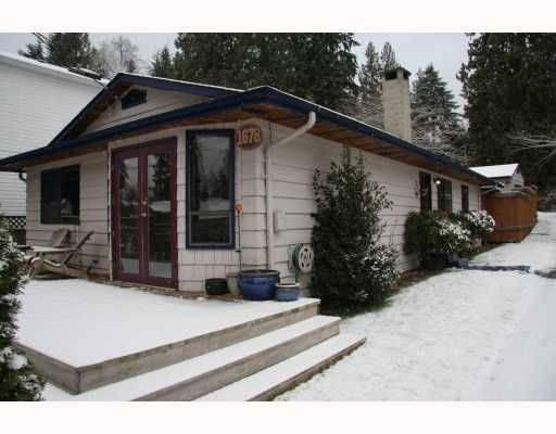 Main Photo: 1678 Ralph Street in North Vancouver: Lynn Valley House for sale : MLS®# V800878