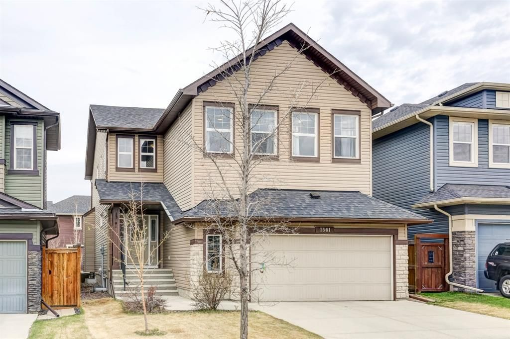 Main Photo: 1361 Ravenswood Drive SE: Airdrie Detached for sale : MLS®# A1104704