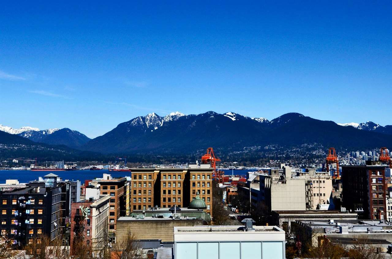 Main Photo: 1806 188 KEEFER STREET in Vancouver: Downtown VE Condo for sale (Vancouver East)  : MLS®# R2568354