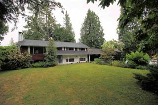 """Photo 1: 4521 SOUTHRIDGE Crescent in Langley: Murrayville House for sale in """"Murrayville"""" : MLS®# R2339975"""