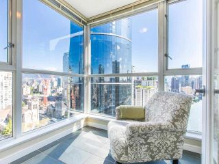 """Photo 3: 2605 1068 HORNBY Street in Vancouver: Downtown VW Condo for sale in """"THE CANADIAN AT WALL CENTRE"""" (Vancouver West)  : MLS®# R2585193"""