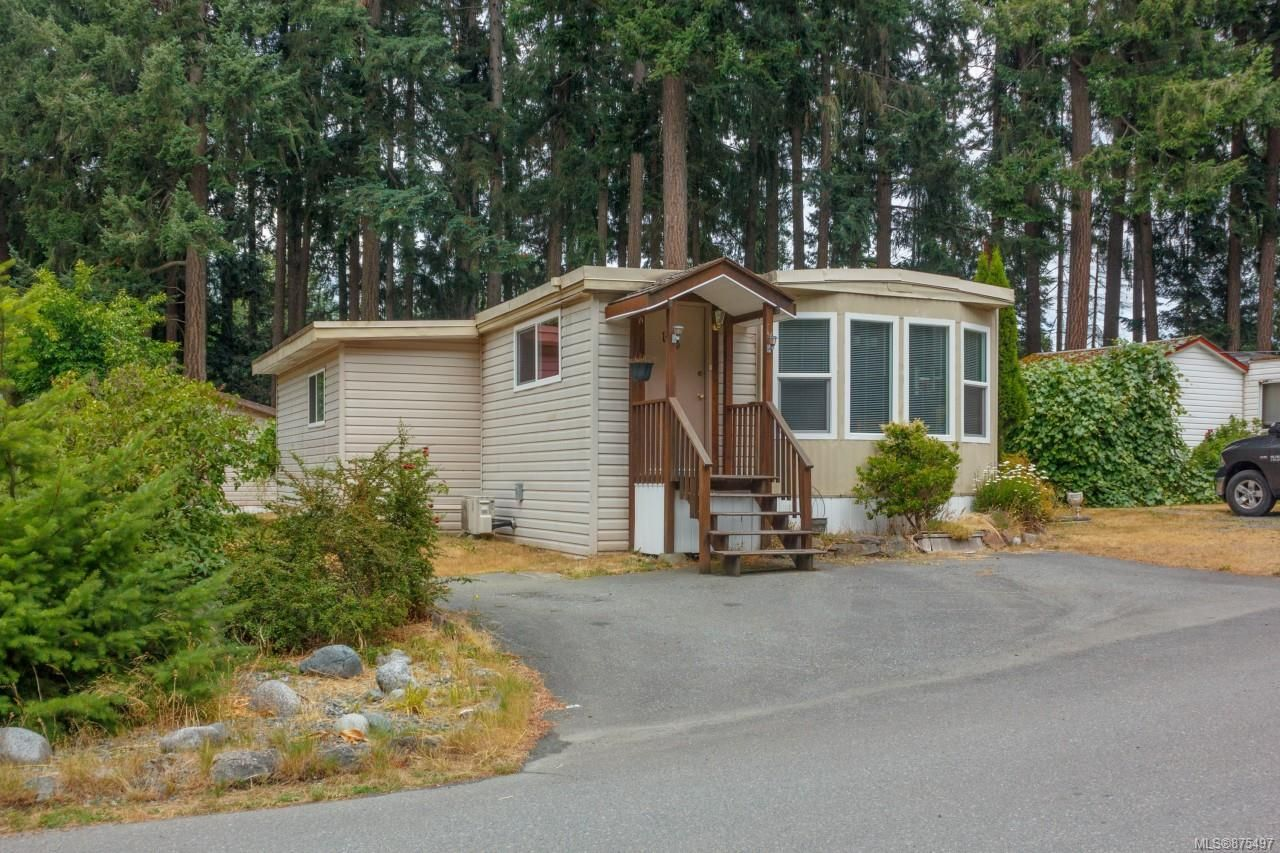 Main Photo: 14 2161 Walsh Rd in : Na Cedar Manufactured Home for sale (Nanaimo)  : MLS®# 875497
