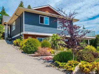 Photo 1: 6334 SAMRON Road in Sechelt: Sechelt District House for sale (Sunshine Coast)  : MLS®# R2589104
