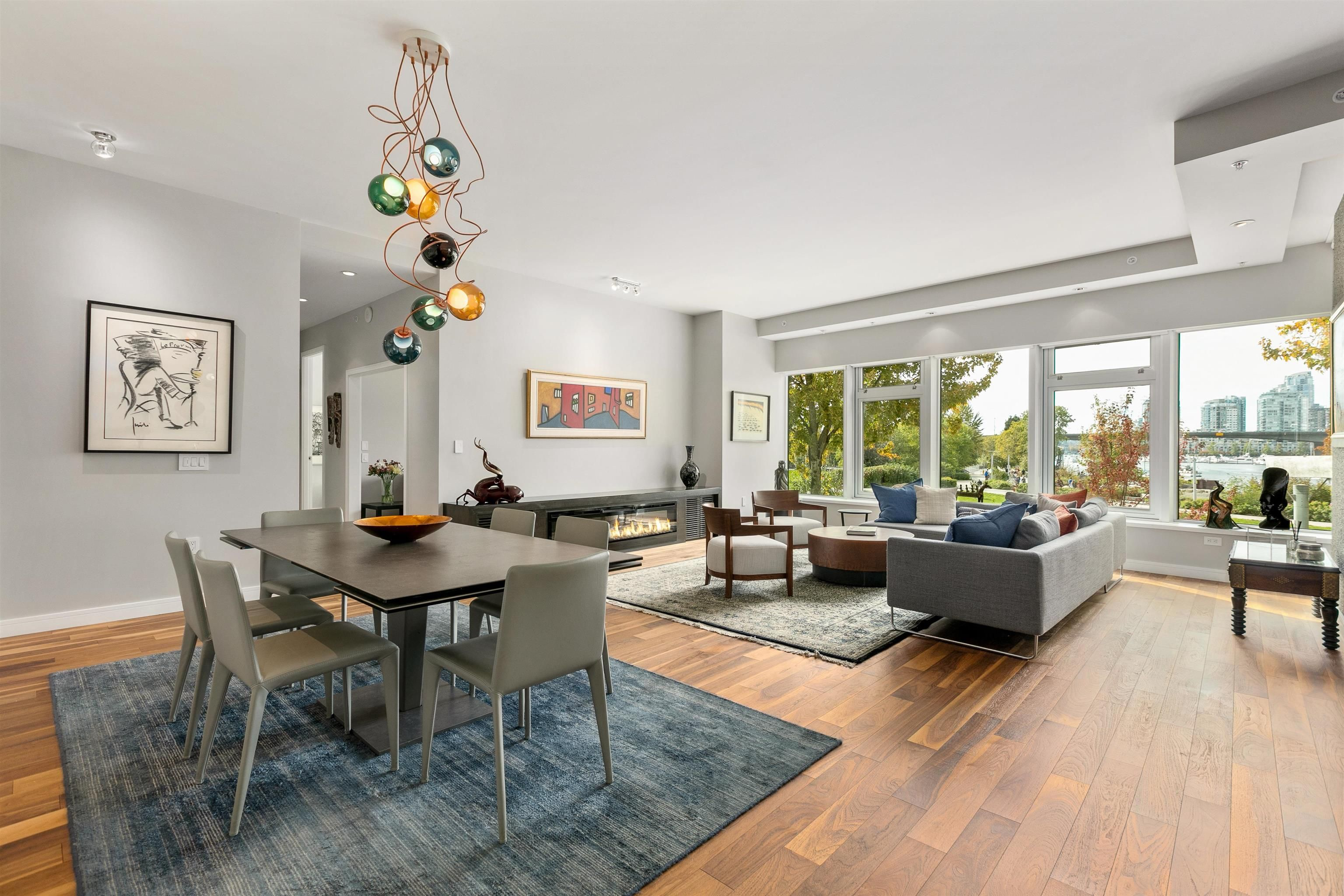 Main Photo: 201 181 ATHLETES WAY in Vancouver: False Creek Condo for sale (Vancouver West)  : MLS®# R2619930