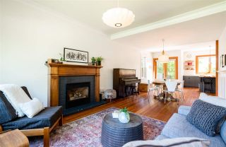 """Photo 5: 201 E 19TH Street in North Vancouver: Central Lonsdale House for sale in """"Finlay's Row"""" : MLS®# R2591250"""