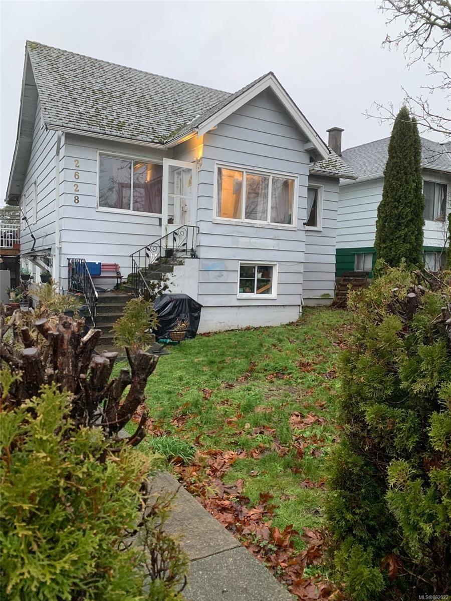 Main Photo: 2628 3rd Ave in : PA Port Alberni House for sale (Port Alberni)  : MLS®# 862022