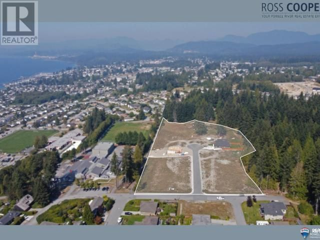 Main Photo: Lot 3 EAGLE RIDGE PLACE in Powell River: Vacant Land for sale : MLS®# 16151
