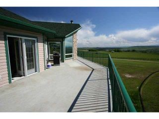 Photo 15: 262037 RGE RD 43 in COCHRANE: Rural Rocky View MD Residential Detached Single Family for sale : MLS®# C3573598