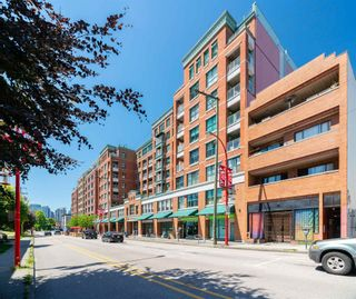 """Photo 1: 320 221 UNION Street in Vancouver: Strathcona Condo for sale in """"V6A"""" (Vancouver East)  : MLS®# R2596968"""