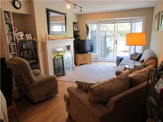 """Photo 2: 15 1215 BRUNETTE Avenue in Coquitlam: Maillardville Townhouse for sale in """"PLACE FONTAIN BLEAU"""" : MLS®# V1121730"""