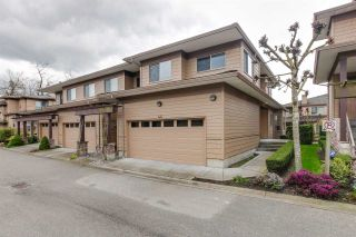 """Photo 2: 44 16655 64 Avenue in Surrey: Cloverdale BC Townhouse for sale in """"Ridgewoods"""" (Cloverdale)  : MLS®# R2255540"""