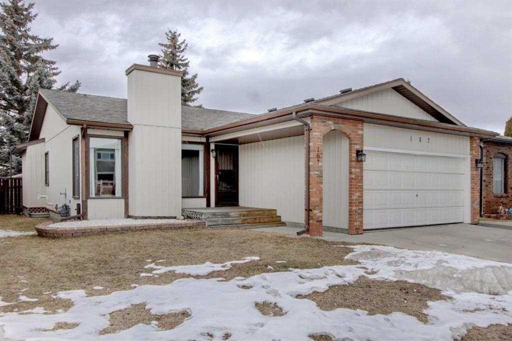 Main Photo: 167 Deerpath Court SE in Calgary: Deer Ridge Detached for sale : MLS®# A1139635