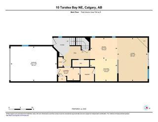 Photo 33: 10 TARALEA Bay NE in Calgary: Taradale Semi Detached for sale : MLS®# A1013270