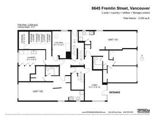 """Photo 33: 8645 FREMLIN Street in Vancouver: Marpole House for sale in """"Tundra"""" (Vancouver West)  : MLS®# R2581264"""
