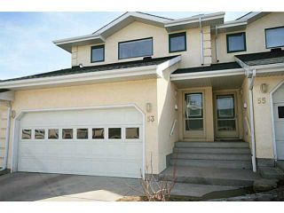 Photo 1: 53 200 SANDSTONE Drive NW in CALGARY: Sandstone Residential Attached for sale (Calgary)  : MLS®# C3560981