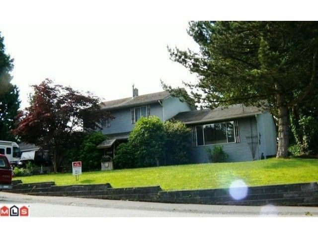 Main Photo: 33444 BEST AVENUE in Mission: House for sale
