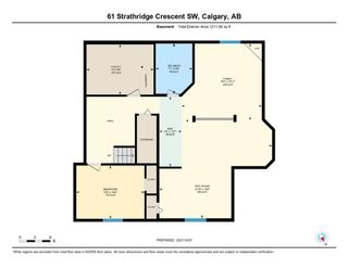 Photo 50: 61 Strathridge Crescent SW in Calgary: Strathcona Park Detached for sale : MLS®# A1152983