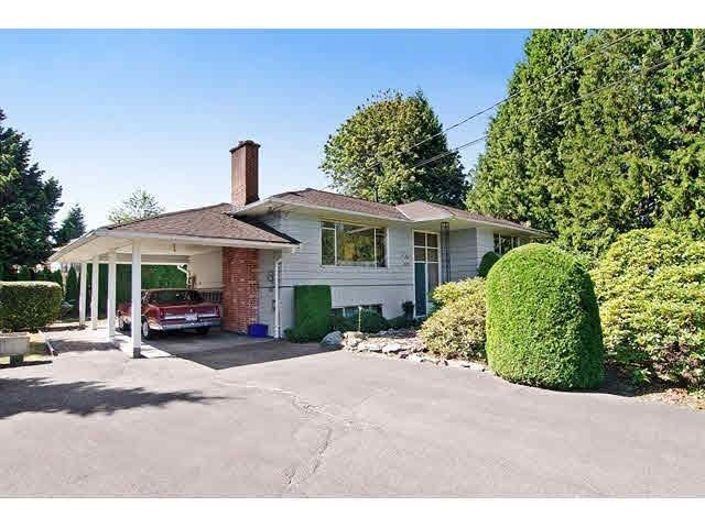 Photo 1: Photos: 1672 HARBOUR Drive in Coquitlam: Harbour Place House for sale : MLS®# R2146452