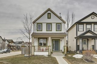 Photo 1: 104 COPPERSTONE Circle SE in Calgary: Copperfield House for sale : MLS®# C4179675