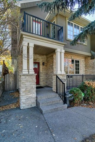 Photo 3: 922 35A Street NW in Calgary: Parkdale Semi Detached for sale : MLS®# A1145374