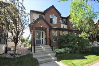 Photo 1: 6 5281 TERWILLEGAR Boulevard in Edmonton: Zone 14 Townhouse for sale : MLS®# E4242639