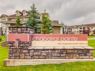 Photo 38: 102 428 CHAPARRAL RAVINE View SE in Calgary: Chaparral Condo for sale : MLS®# C4073512