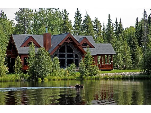 Main Photo: 231036 FORESTRY: Bragg Creek House for sale : MLS®# C4022583
