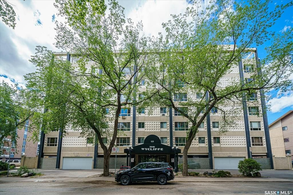 Main Photo: 701 525 3rd Avenue North in Saskatoon: Central Business District Residential for sale : MLS®# SK860094