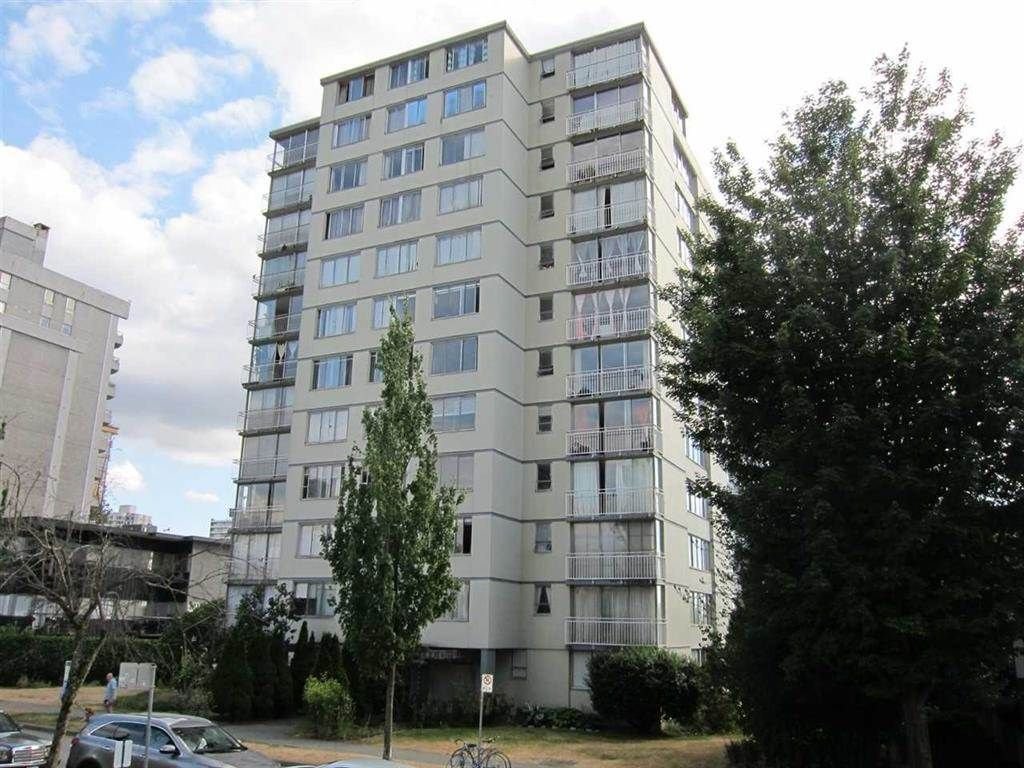 """Main Photo: 905 1250 BURNABY Street in Vancouver: West End VW Condo for sale in """"The Horizon"""" (Vancouver West)  : MLS®# R2424794"""