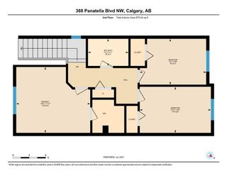 Photo 32: 388 Panatella Boulevard NW in Calgary: Panorama Hills Row/Townhouse for sale : MLS®# A1114400
