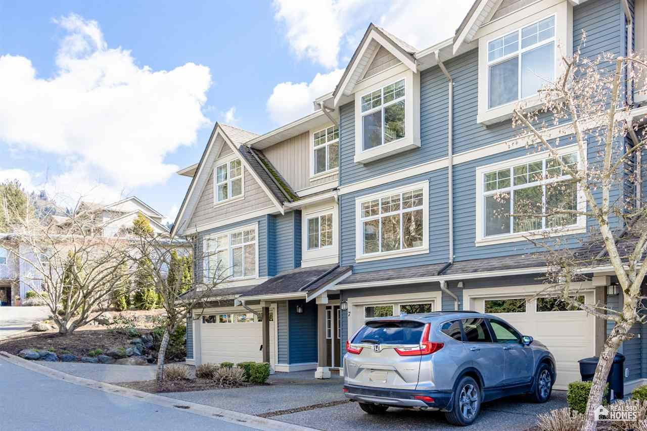 Main Photo: 7 5648 PROMONTORY Road in Chilliwack: Promontory Townhouse for sale (Sardis)  : MLS®# R2558593