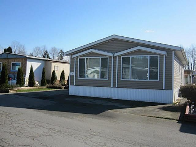 Main Photo: 75 201 CAYER Street in Coquitlam: Maillardville Manufactured Home for sale : MLS®# R2572803