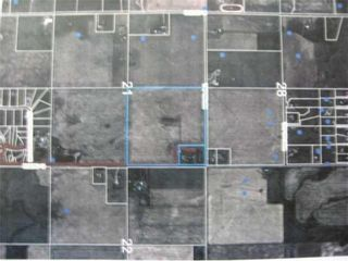Photo 1: W:5 R:1 T: 26 S:21 Q:NORT TOWNSHIP ROAD 264   RANGE ROAD 13 in Calgary: Agriculture for sale : MLS®# A1062959