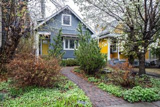 Main Photo: 318 7 Avenue NE in Calgary: Crescent Heights Detached for sale : MLS®# A1105506