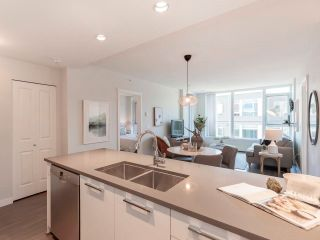 """Photo 5: 506 3281 E KENT AVENUE NORTH in Vancouver: South Marine Condo for sale in """"RHYTHM"""" (Vancouver East)  : MLS®# R2601108"""