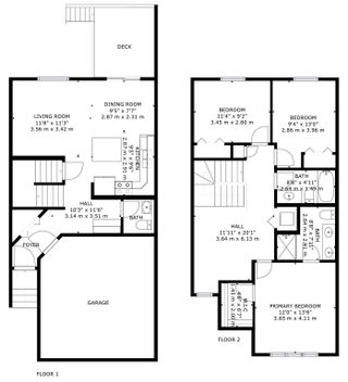 Photo 48: 29 2004 TRUMPETER Way in Edmonton: Zone 59 Townhouse for sale : MLS®# E4255315