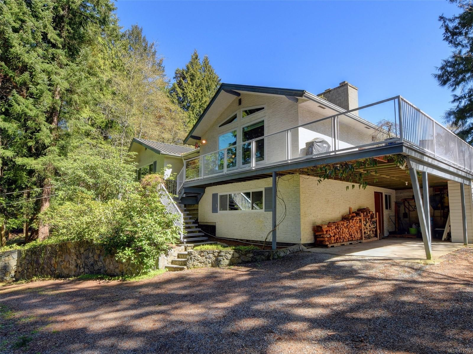 Main Photo: 6479 Old West Saanich Rd in : CS Oldfield House for sale (Central Saanich)  : MLS®# 872724